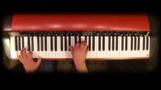 Georgy Porgy - instrumental cover