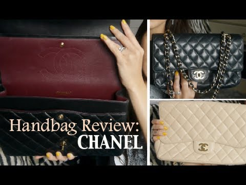 6e5b17bbd7c65a Bag Review Nº1 | Chanel Quilted Classic Flap Bag in S/M/L | Sototallyvlog -  YouTube