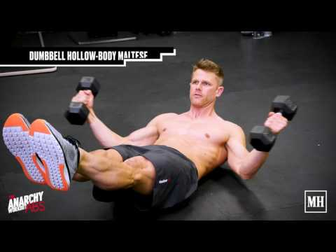 25 Moves That Give You Anarchy Abs