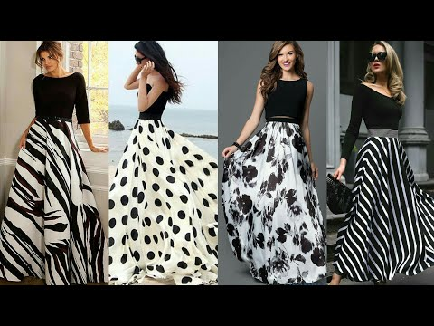 amazingly-gorgeous-and-stylish-floor-length-printed-maxi-skirts-summer-dress-ideas-for-ladies-2020