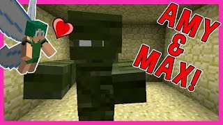 Amy & Max! Ep.23 JINX'S NEW PET! | Minecraft | Amy Lee33
