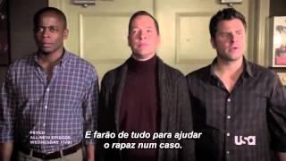 "Psych Season 6 | 6x14 - ""Autopsy Turvy"" - Promo PT-BR"