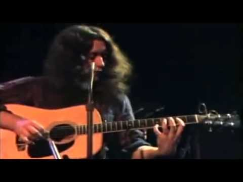 Rory Gallagher, Banker´s Blues,  Live Acoustic