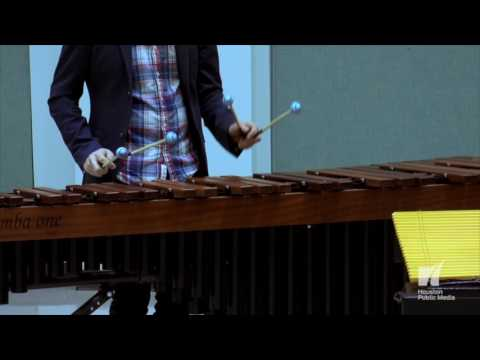 Third Coast Percussion masterclass at Moores School of Music