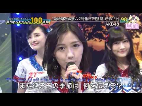 [MayuVN][Kara+Vietsub] AKB48 - 光と影の日々(Hikari to kage no hibi)