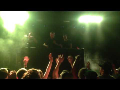 Excision B2B Dirtyphonics @ La Fete, Providence RI