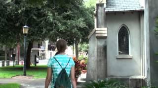 видео город Августин