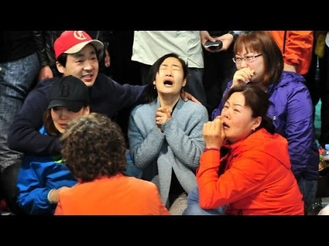 Outrage grows after South Korean ferry sinks