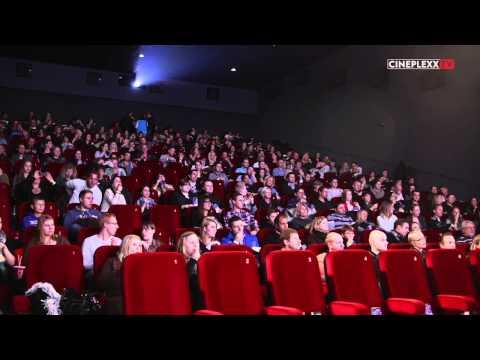 Cineplexx TV: Antenne Kino Wochenende In Graz (22. & 23.11.2014)