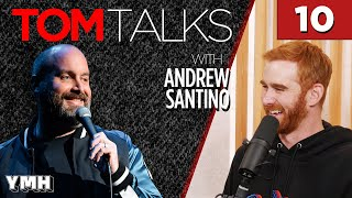 Download lagu Tom Talks - Ep10 w/ Andrew Santino