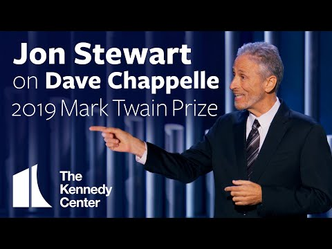 Kathy With a K - Dave Chappelle's 2019 Mark Twain Prize with Jon Stewart, Tiffany Haddish...