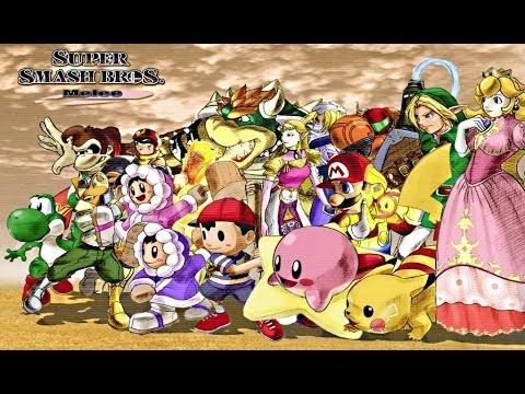 Super Smash Bros Melee - Vidéo Détente