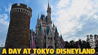A Day at Tokyo Disneyland | Tokyo Disney Resort
