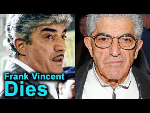 Frank Vincent Dies; Sopranos Star Was 78