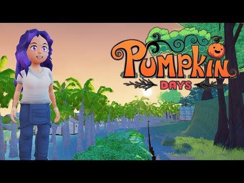 Wahoo Beach! - Pumpkin Days - Part 1