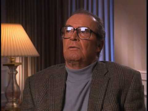 James Garner discusses leaving TV's