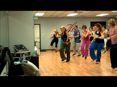 """Zumba Master Class """"On The Floor"""""""