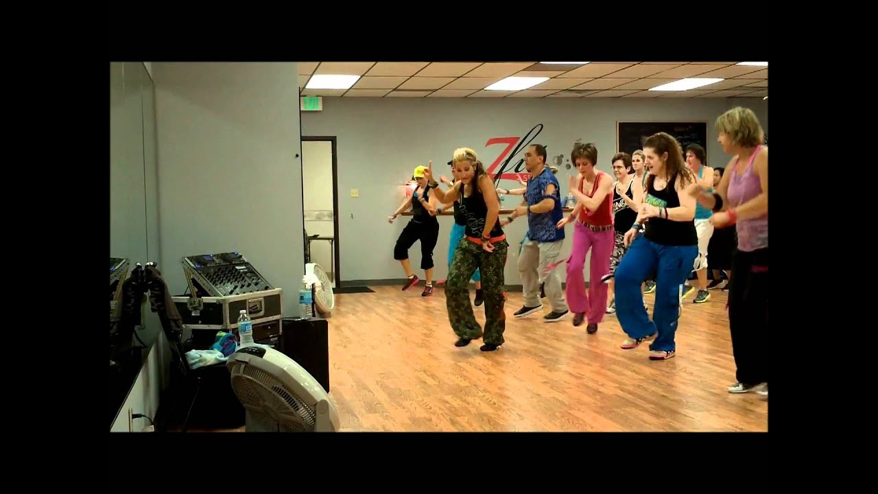 Zumba Master Class Quot On The Floor Quot Youtube