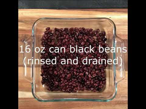 Raspberry salsa bean dip
