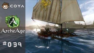 ArcheAge #039 • Als Händler zur See  • Let's Play Together • [Gameplay German Deutsch HD]