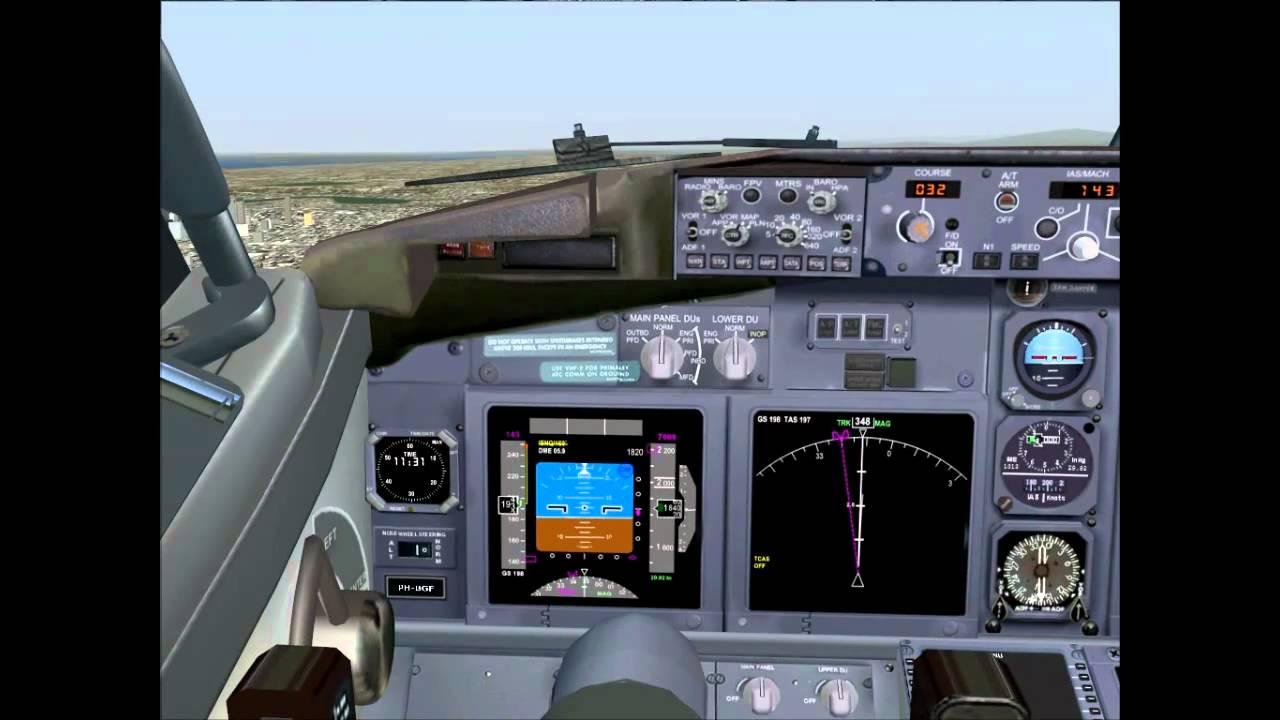 New Trim Sounds PMDG 737
