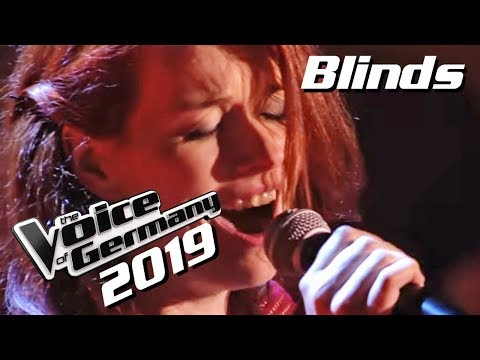 Lady Gaga Bradley Cooper - Shallow Anika Loffhagen  The Voice of Germany 2019  Blinds