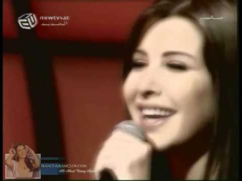 Nancy Ajram interview (karoun)