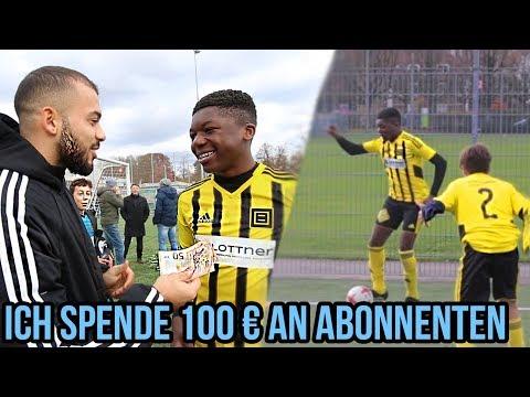 Ich Spende 100 € an Abonnenten wenn sein Team gewinnt!!