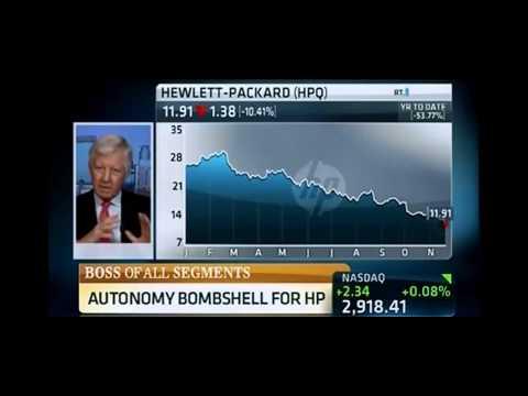 HP Autonomy News
