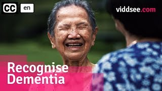 Recognise Dementia - Hear From Others Who Have Experienced It // Viddsee.com