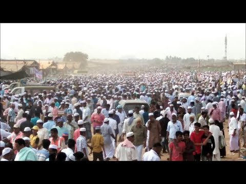 Ijtema 2019 Inamkulathur Trichy / Association with Millions of Muslims / VLOG