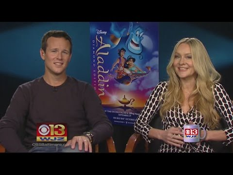 Coffee With: Scott Weinger &  Linda Larkin, Voices Of The Original Aladdin