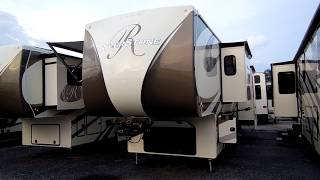 2018 1/2 Riverstone 39RKFB Full Time Four Season 5th Wheel Couchs RV Nation