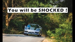 Have you ever seen a Girl drive Car like this ??    Porsche Cayman GT4   Cinematic   #DriveLikeShana