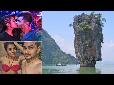 FULL PHUKET VLOG- Walking Street, Night Parties, Phi Phi Island, James Bond Island