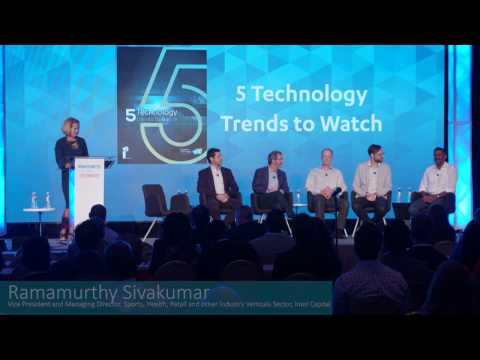 5 Technology Trends to Watch With Lindsey Turrentine | Innovate and Celebrate 2016
