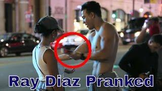 RAY DIAZ PRANKED (Lele Pon's Boyfriend)