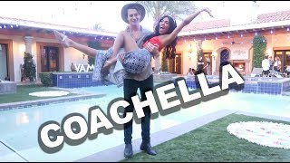 COACHELLA HOUSE TOUR 2018!!!
