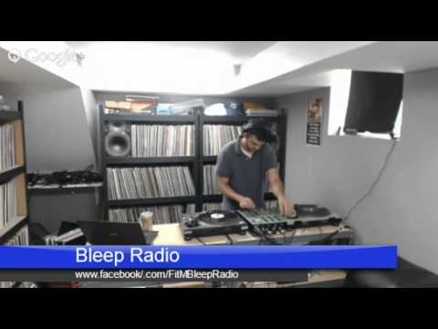 Bleep Radio w/ Naks: Trevor Wilkes' warm-up for the main event