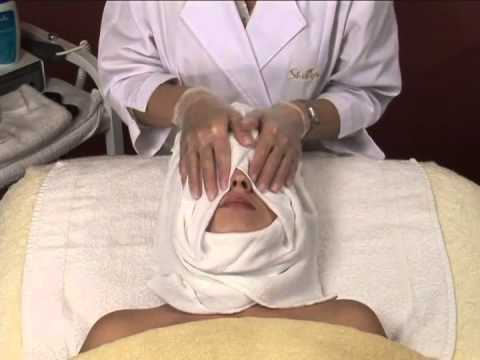 Shira Esthetics Oasis Glycolic Acid Facial Products