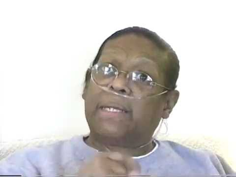Cheyney University Professor Shirley Scott Oral History  Interview April 15, 1998