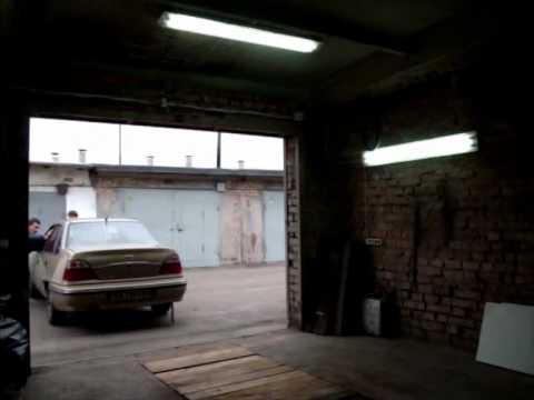 Уаз Патриот! Подсветка в багажник (под самодельную полку)!