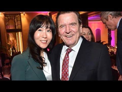 German Ex Leader Schroeder To Tie The Knot For 5th Time Worldnews
