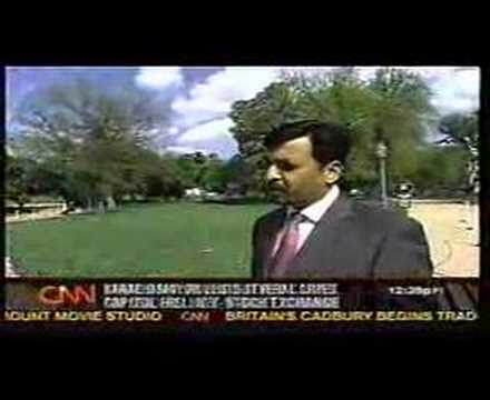 Mustafa Kamal CNN interview