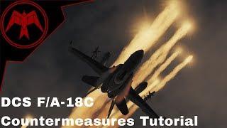 DCS F/A-18C Hornet Countermeasures Tutorial