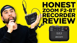 Zoom F2-BT Field Recorder Unboxing & First Impressions   RunPlayBack