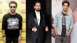 Ranbir Kapoor to Ishaan Khatter: B-Town men who raised the style quotient this week!