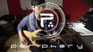 Periphery - Marigold guitar cover