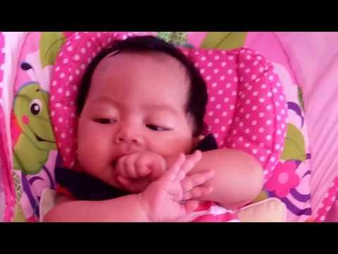 6 Tanda Bayi Lucu Sehat Umur 3 Bulan 💖 Keluarga 💖