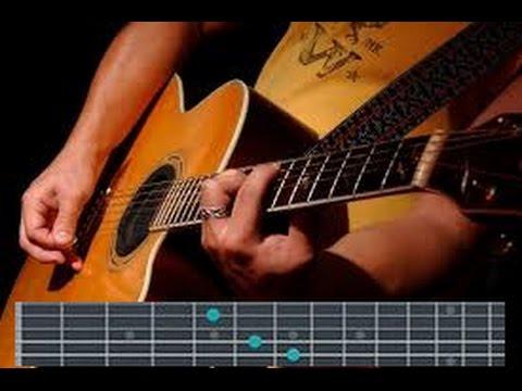 [Free TABS]  Norah Jones - Sunrise Fingerstyle Guitar Cover| Guitar Solo